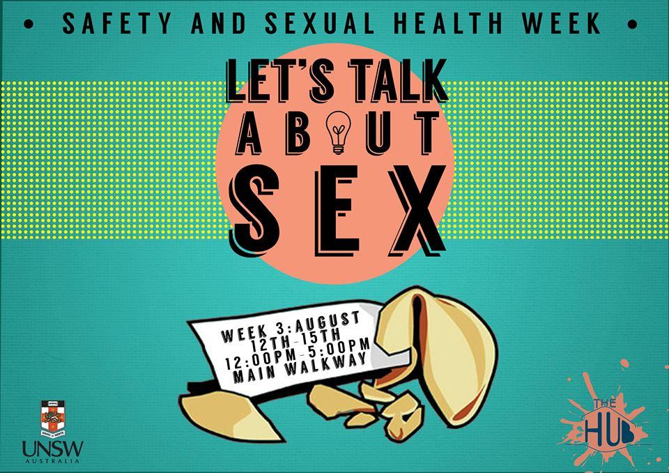 Sexual health week australia